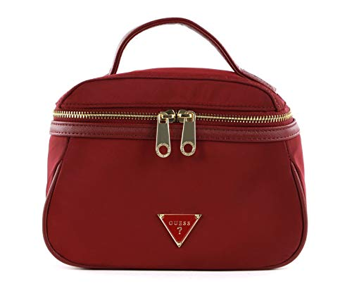 Guess Did I Say 90s? Beauty Bag Burgundy