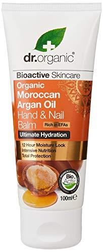 Dr.Organic Moroccan Argan Oil Crema Mani 100 ml
