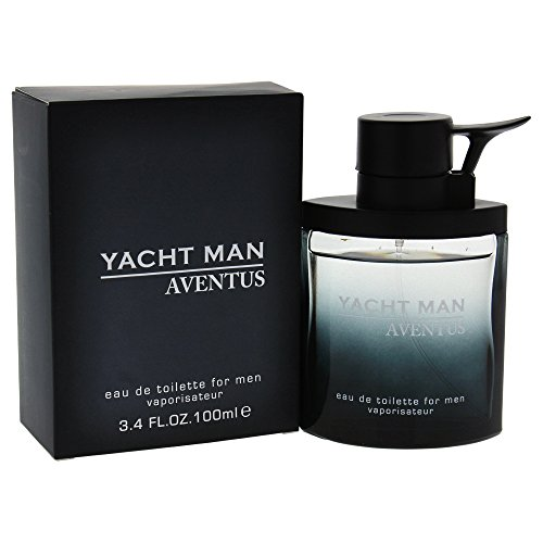 Yatch Man Aventus Eau De Toilette 100Ml Vaporizador