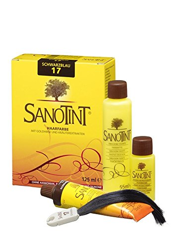 Sanotint Classic 17 Nero Blu