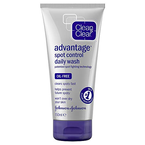 Clean e Clear Advantage Fast Action Daily Wash 150ml