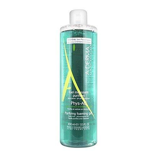 A-Derma Phys-Ac Gel Detergente Purificante - 400 ml