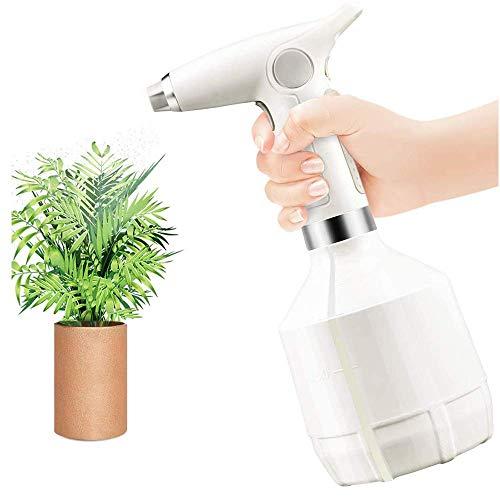 FiiMoo Bottiglie Spray elettrica per Piante e Fiori, Annaffiatoio Elettrico, Irrigazione Automatica delle Piante, 1000ML