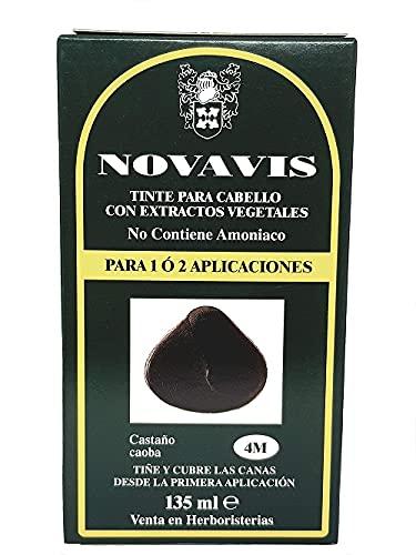 Herbatint Gel Colorante Permanente 4M Castano Mogano 150ml