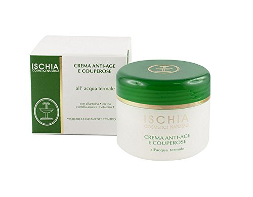 Ischia Cosmetici Naturali Age e Couperose - 100 ml