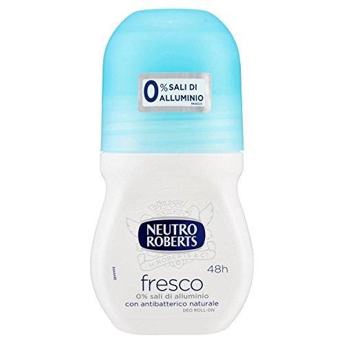 Neutro Roberts Deodorante Fresco Roll-On - 1 x 50 ml