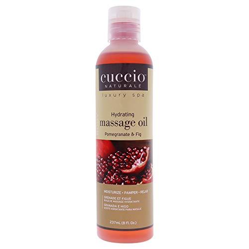 Olio Da Massaggio   Olio Corpo Rilassante   Melograno&Fico   Hydrating Massage Oil   236ml