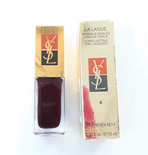 Yves Saint Laurent smalto per unghie della laque lunga Durata 4 rete Night 10 ML