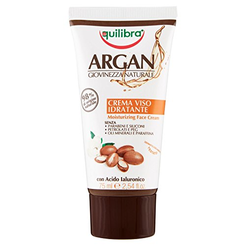 Equilibra Argan Crema Viso Idratante - 1 Prodotto