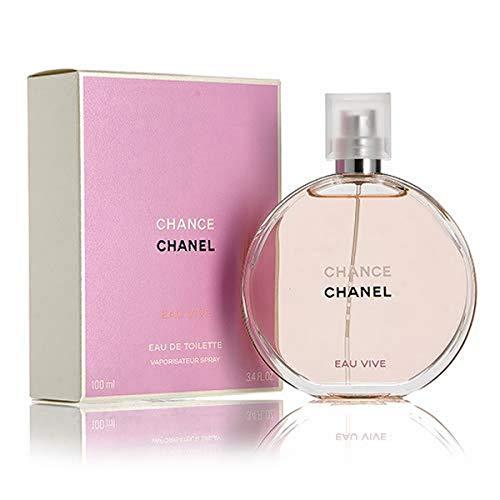 Chanel Chance Eau Vive Eau de Toilette Spray 100 ml