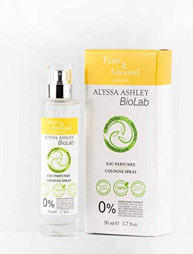 Alyssa Ashley - Bio Lab Tiare & Almond Eau Parfumee