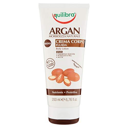 Equilibra Crema Fluida Argan - 200 ml