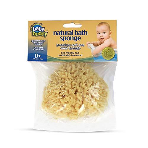 Baby Buddy - Spugna naturale da bagno