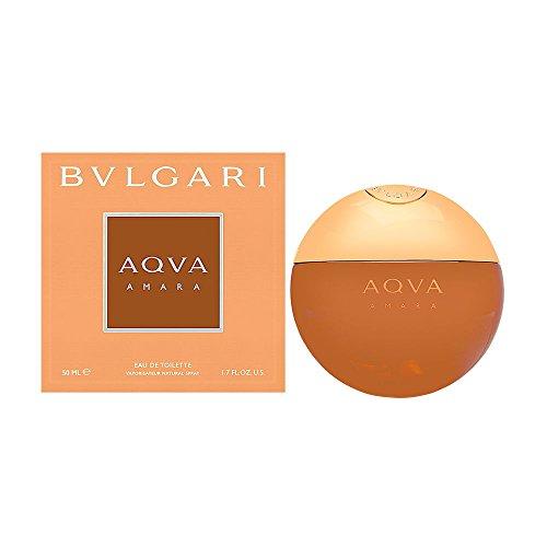 Bvlgari Aqva Amara Eau de Toilette, Donna, 50 ml