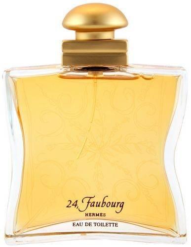 Hermès 24 Faubourg, Eau de toilette spray per donna, 50ml