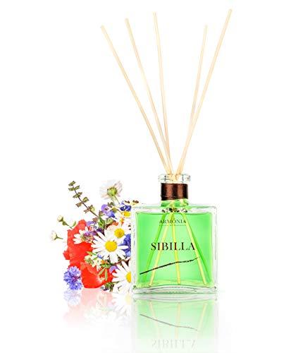 ARMONIA Essenza del benessere Profum'ambiente Sibilla - profumatore Deodorante per Ambiente