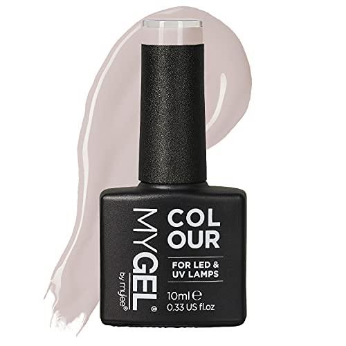 Smalto MyGel, da MYLEE (10ml) MG0048 - Solo Act UV / LED Nail Art Manicure Pedicure per uso professionale in soggiorno ea casa - Lunga durata e facile applicazione