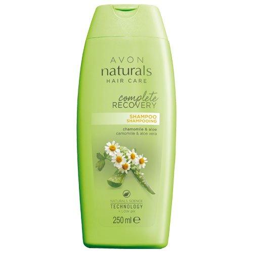 Avon Naturals Shampoo, Camomilla e Aloe Vera, 250 ml