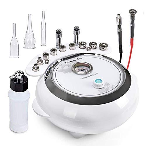 Beauty Star 3in1 Diamond Microdermoabrasion Machine Vacuum Spray Therapy Massaggio Dermoabrasione Rimozione dei Punti Neri Macchina per la Cura della Pelle