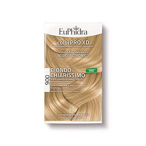 Euphidra ColorPro XD, 900 Biondo Chiarissimo - 60 gr