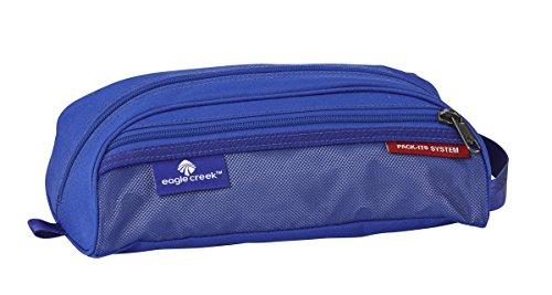 Eagle Creek Wash bag Pack-It Original Quick Trip Toiletry Organizer, blue Beauty Case, 26 cm, 3 liters, Blu (Blue Sea)