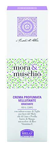 Helan Mora e 130MR Muschio Crema Profumata Vellutante - 200 Ml