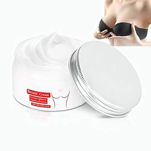 Crema per l'allargamento del seno, Ingrandimento del seno naturale, Crema idratante per l'ingrandimento del seno Crema rassodante per l'ingrandimento del seno Cura del seno 100g