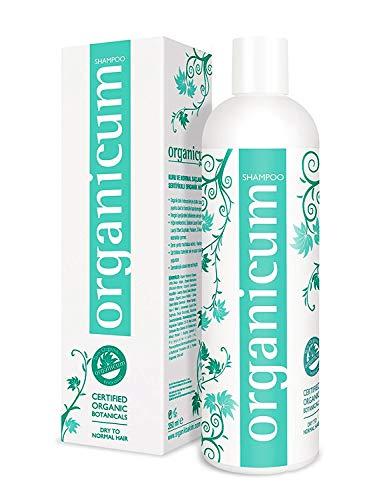 organicum Shampoo - vegane Cura dei capelli contro perdita di capelli e scala - Senza Glicerina, senza siliconi & senza alcol
