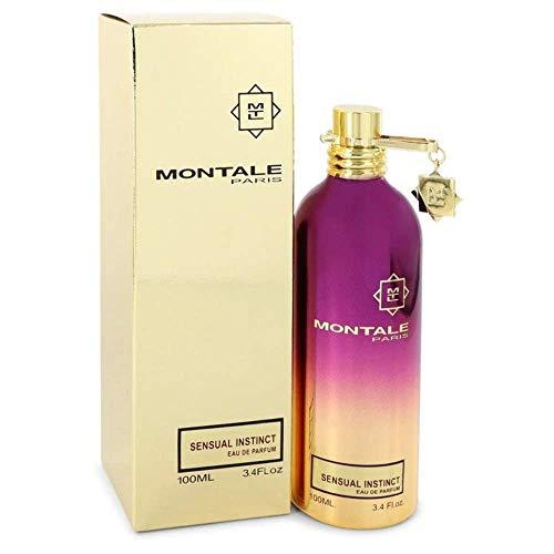 Montale Sensual Instinct by Montale Eau De Parfum Spray (Unisex) 3.4 oz / 100 ml (Women)