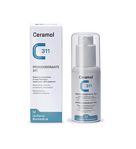 Ceramol 311 Iperdeodorante - 75 ml