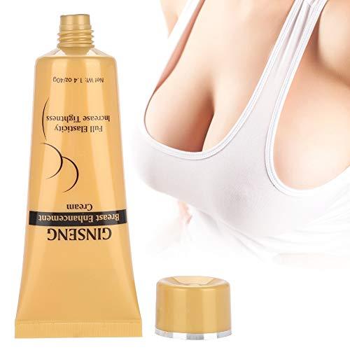 Crema di allargamento del seno di ginseng naturale crema rassodante per il corpo cura della pelle per il corpo delle donne