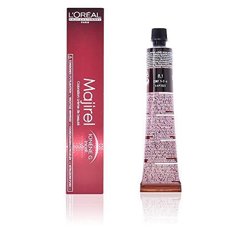 L'Oréal Majirel Colorazione per capelli, 8.1 Biondo Cenere, confezione da 50ml