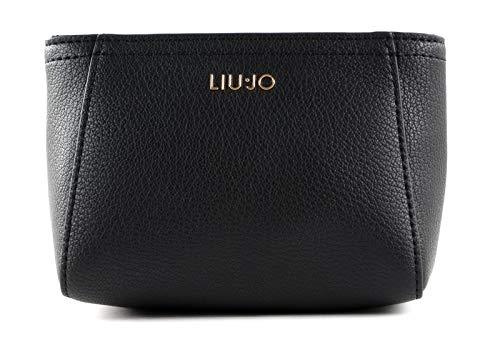 LIU JO Estrosa Beauty Bag M Nero