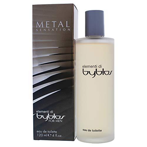 Byblos Eau De Toilette Uomo Metal - 150 g
