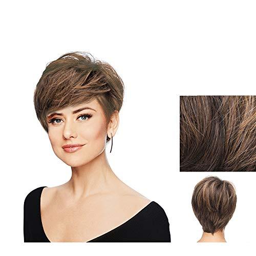 Hairdo Parrucca Perfect Pixie Castano Medio Nocciola