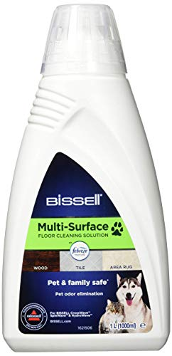 Bissell Formula Multisuperficie Febreze-detergente per Ambienti con Animali Domestici Crosswave Pet PRO, Deter, Verde/Bianco