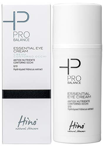 Hino Natural Skincare Essential Eye Cream - Crema Contorno Occhi - 30 Ml