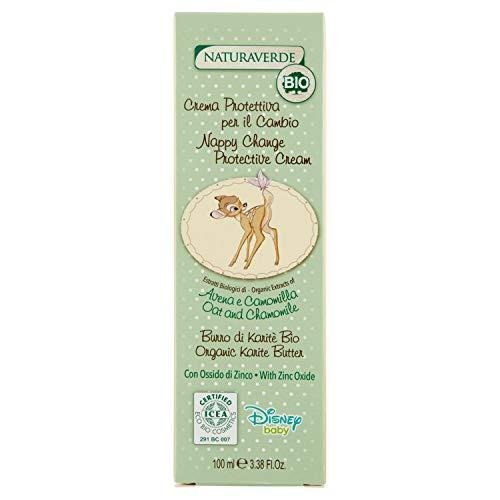 Naturaverde Bio Crema Protettiva Emolliente Bambi - 100 ml
