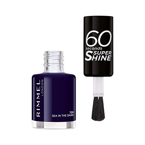 Rimmel london - rimmel 60 seconds super shine 720 sea in the dark