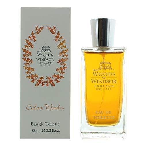 Woods of Windsor, legno di cedro, Eau de Toilette, 100 ml