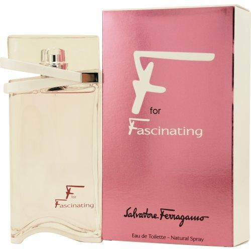 Salvatore Ferragamo F for Fascinating Eau de Toilette Spray 50 ml