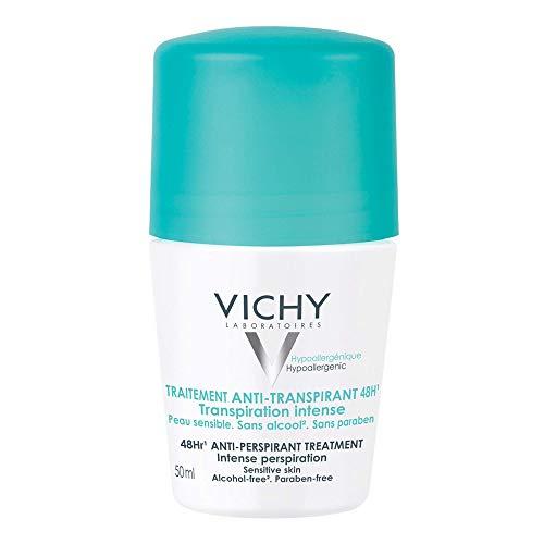 Deodorante antitraspirante 48H di Vichy, Deodorante Unisex - Roll on 50 ml