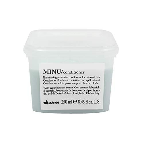 Davines Minu - Conditioner illuminante e protettivo, per capelli tinti