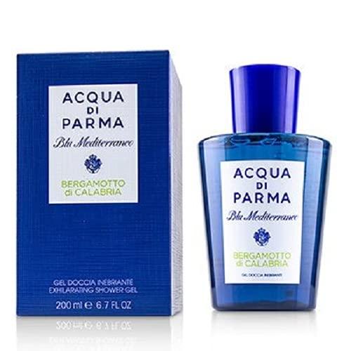 Acqua di Parma Blu Mediterraneo - Gel Doccia Arancia di Capri, Rilassante, 200 ml
