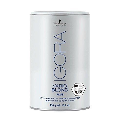 Schwarzkopf Igora Vario Plus Decolorante Capelli - 450 ml