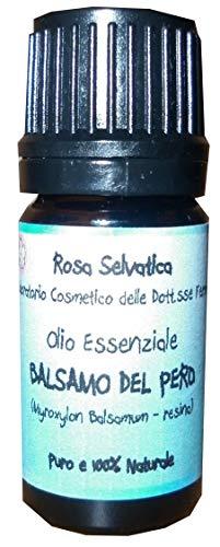 Olio essenziale puro di Balsamo del Perù - antireumatico, cicatrizzante, balsamico