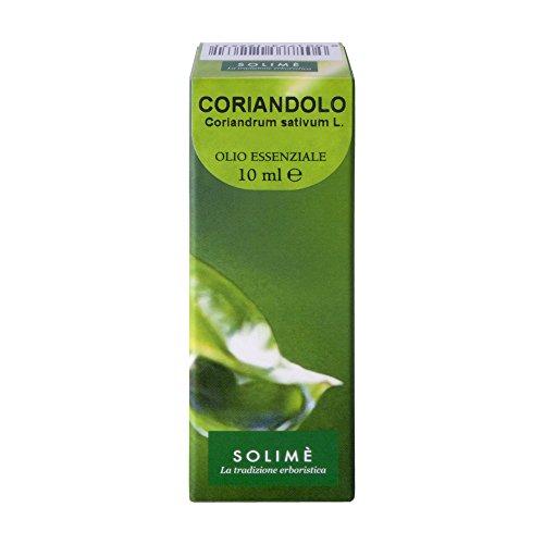 Olio essenziale Coriandolo puro al 100% 10 ml - Prodotto erboristico made in Italy