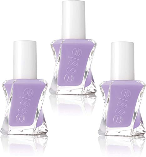 Smalto per unghie Essie Gel Couture, 180, Dress Call 13,5 ml, set di 3 (3 x 13,5 ml).