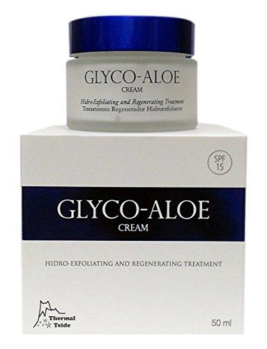 Thermal Teide Glyco-Aloe Crema Esfoliante Viso con Acido Glicolico 50 ml