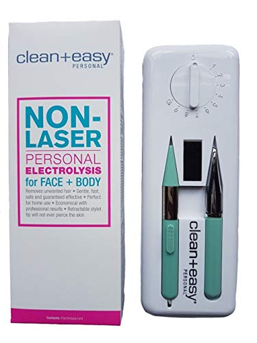 Clean + Easy - Utensili a elettrolisi per depilazione permanente
